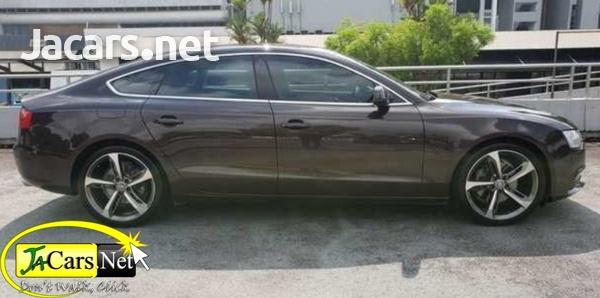 Audi A5 1,8L 2013-2