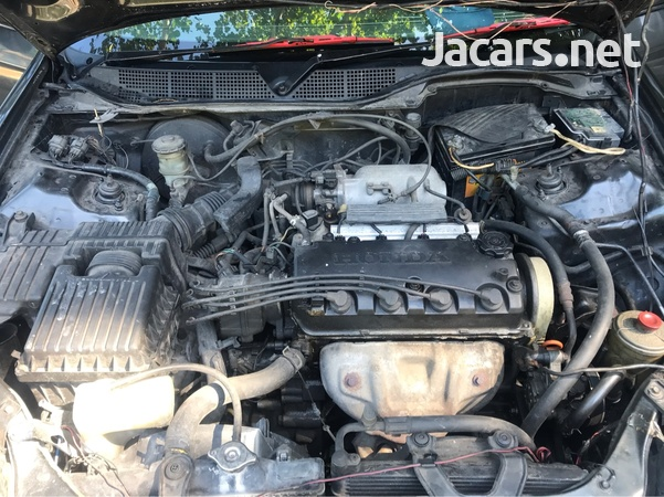 Honda Civic 1,9L 1997-4