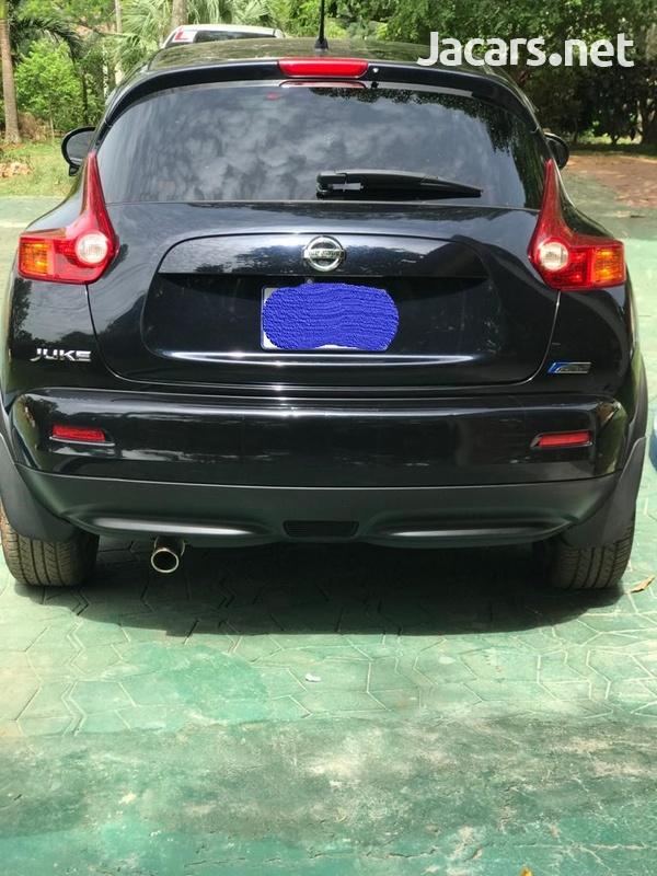 Nissan Juke 1,5L 2013-6