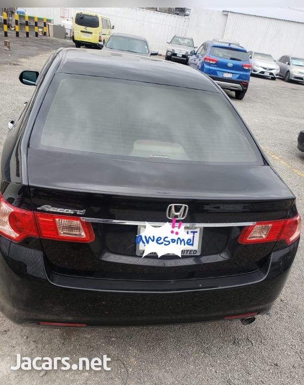 Honda Accord 2,0L 2013-4