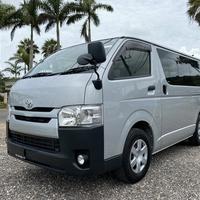 Toyota Hiace 2,8L 2016