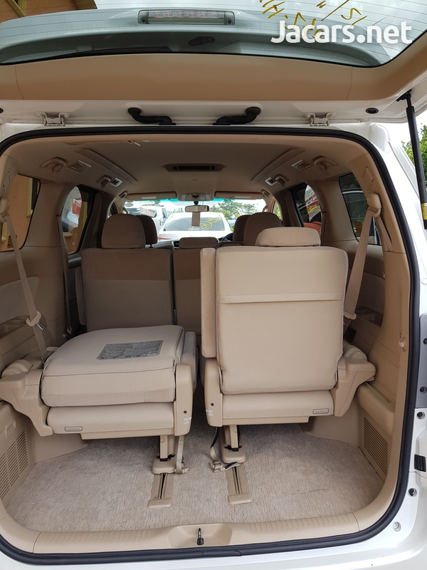 Toyota Alphard 3,4L 2014-10