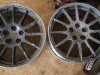 Evo 10 Rims, full set