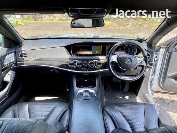 Mercedes-Benz S-Class 5,0L 2014-11