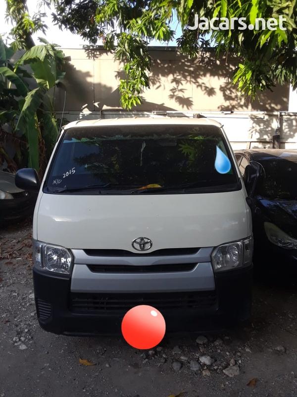 Toyota Regius 3,0L 2015-1