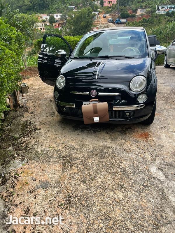 Fiat 500 1,0L 2010-1