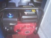 generator ,water pump