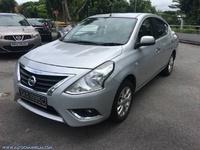 Nissan Almera 1,5L 2014