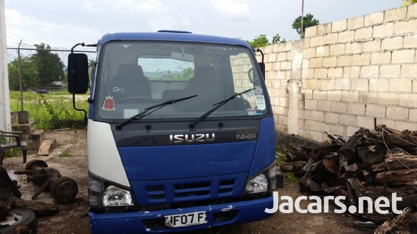 2007 Isuzu NKR Truck-1