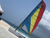 2004 Hobie Wave Catamaran Sailboat