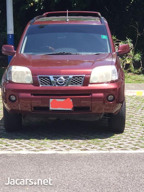 Nissan X-Trail 2,0L 2006-1
