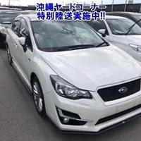 Subaru G4 2,0L 2015