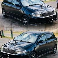Toyota RunX 1,4L 2001