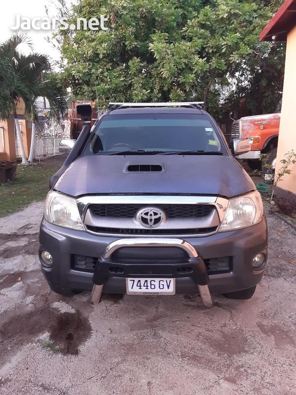 Toyota Hilux 3,0L 2009-1
