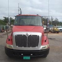 International Tractor Head
