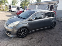 Nissan Note 1,5L 2012
