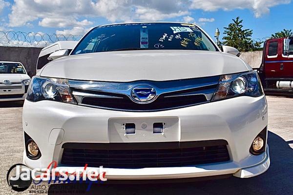 Toyota Fielder 1,5L 2014-1