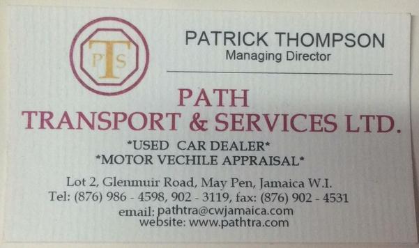 Path Transport & Services Ltd.