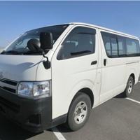 Toyota Hiace 1,9L 2013