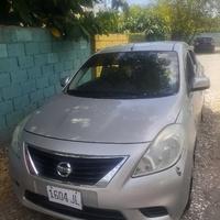Nissan Tiida 1,3L 2014