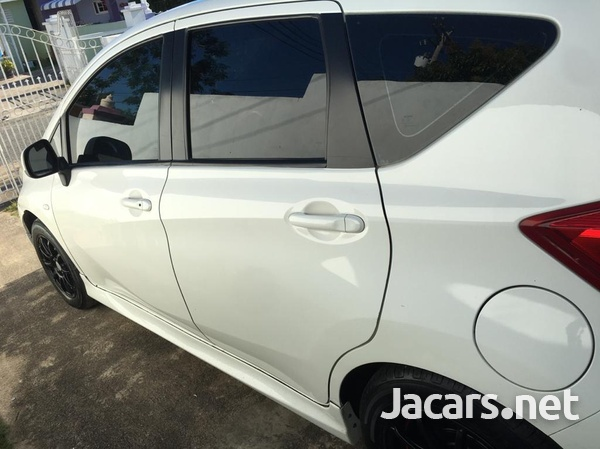 Nissan Note 2,0L 2013-3