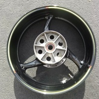 2011 to 2017 Suzuki gsxr 750 rear wheel rim