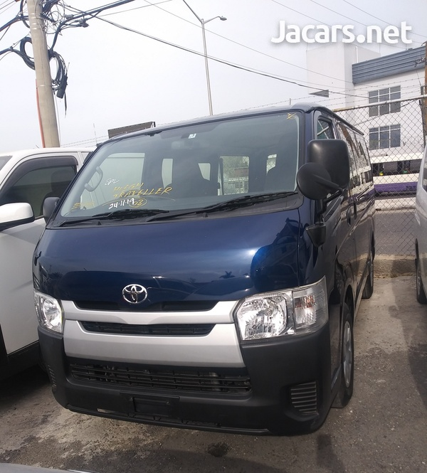 Toyota Hiace 2,3L 2016-3