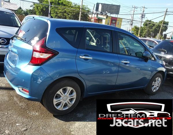 Nissan Note 1,2L 2017-6