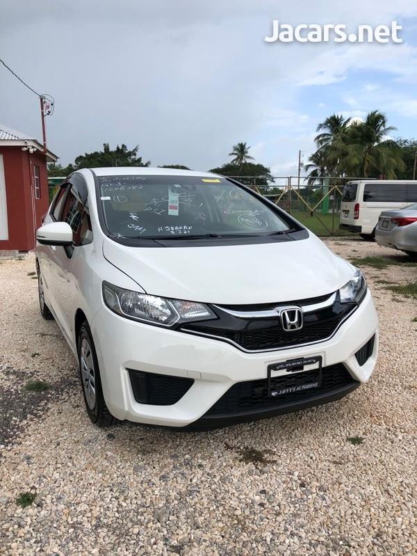 Honda Fit 1,3L 2016-1