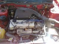 Nissan NX 1,5L 1990
