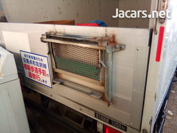 Nissan Atlas Box Truck 2013-6