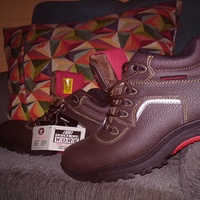 Brand new sketchers genuine leather shoes