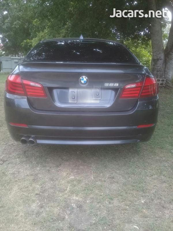 BMW 5-Series 2,0L 2013-2