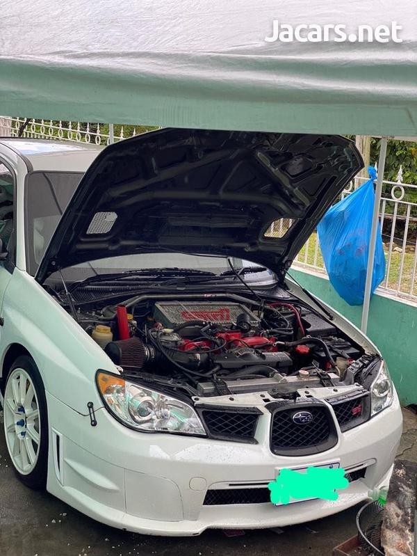 Subaru WRX STI 2,5L 2006-3