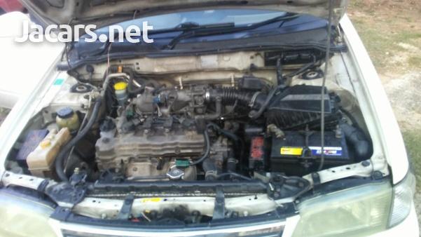 Nissan Sunny 1,6L 2004-4