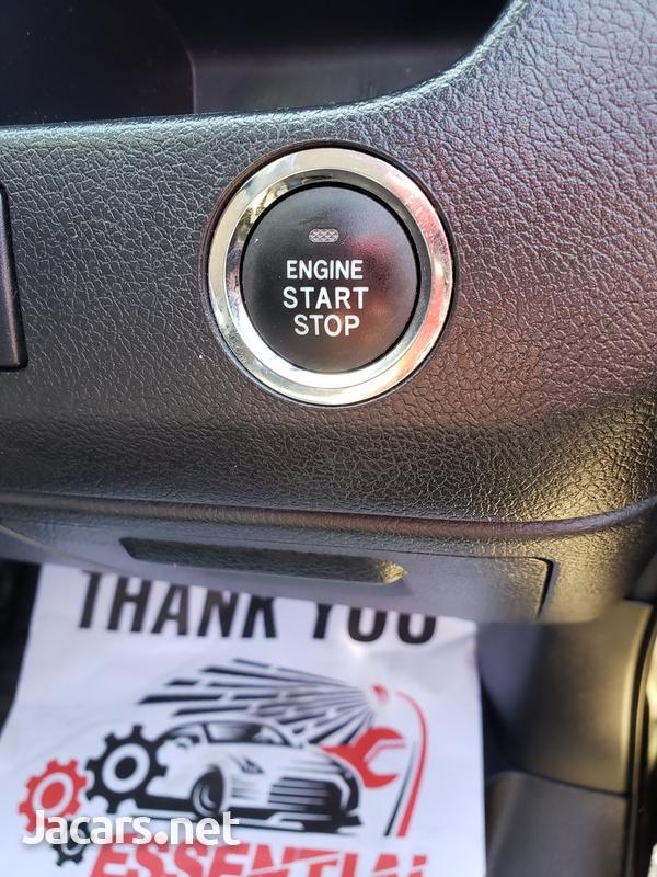 2013 Toyota voxy button start-2