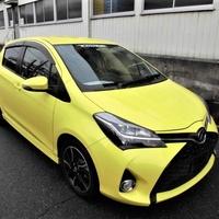 Toyota Vitz 1,5L 2015