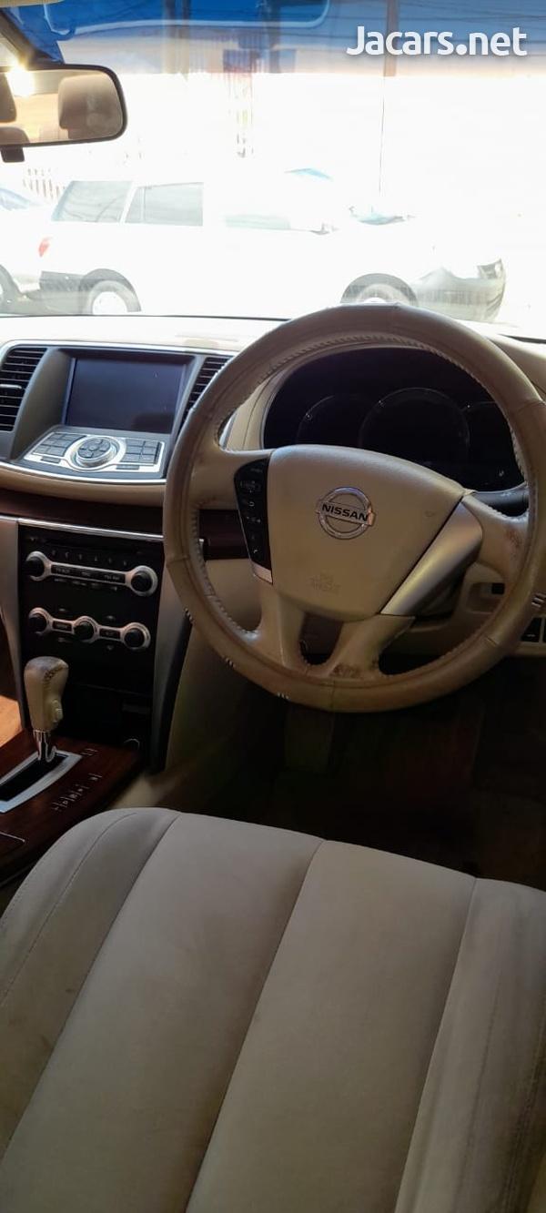 Nissan Teana 2,5L 2012-8
