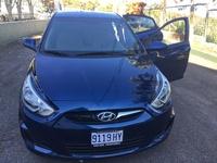 Hyundai Accent 1,6L 2015