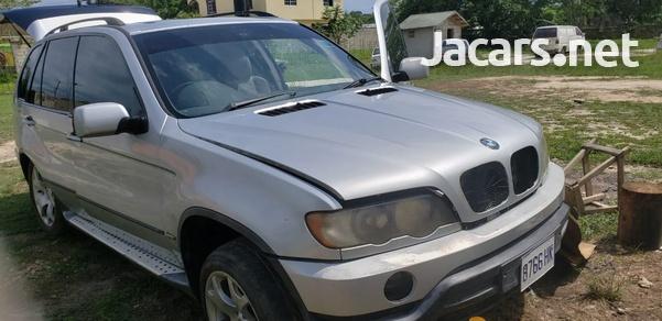BMW X5 3,5L 2001-4