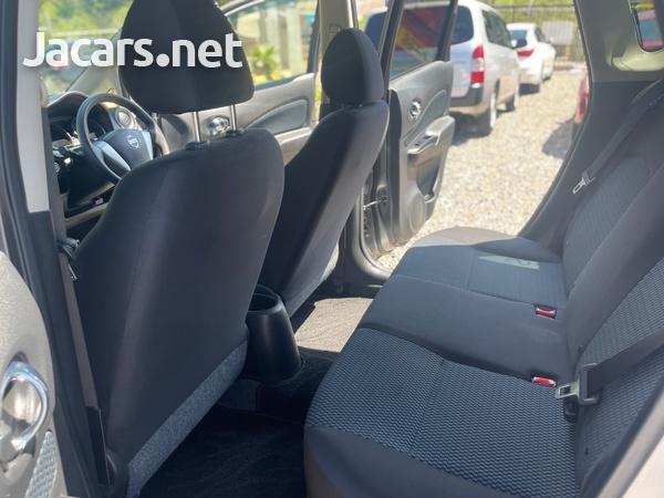 Nissan Note 1,2L 2015-12