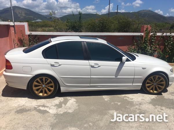 BMW 3-Series 2,5L 2003-3