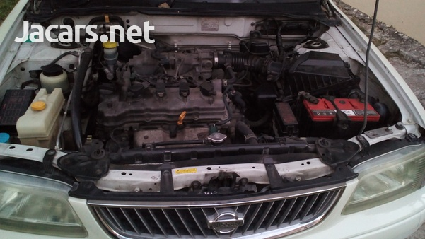Nissan Sunny 1,5L 2004-6