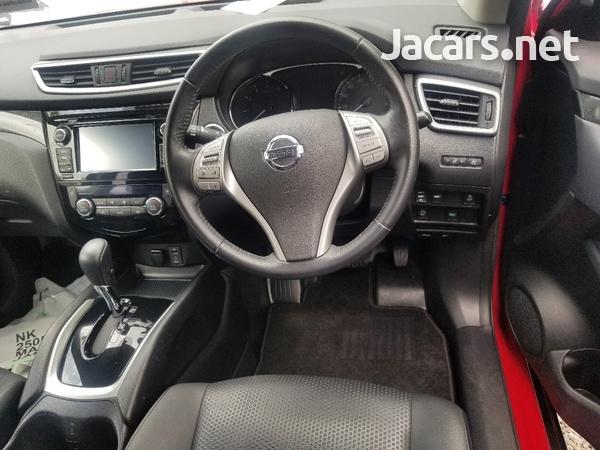Nissan X-Trail 2,0L 2017-4