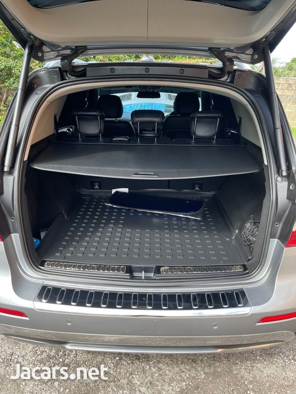 Mercedes-Benz GLE-Class 3,5L 2014-5