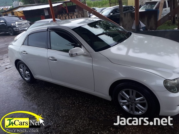 Toyota Mark X 2,5L 2009-3
