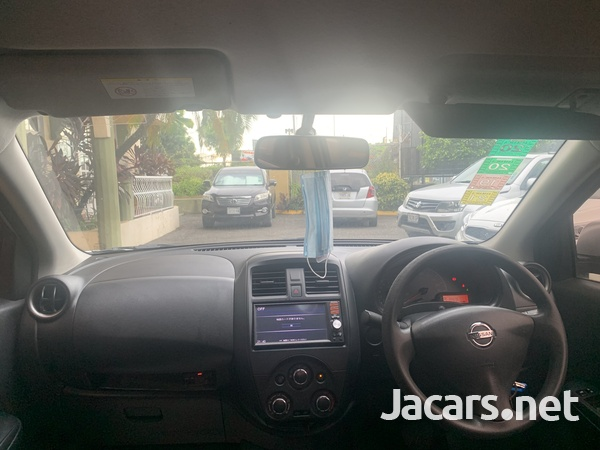 Nissan Latio 1,4L 2015-7