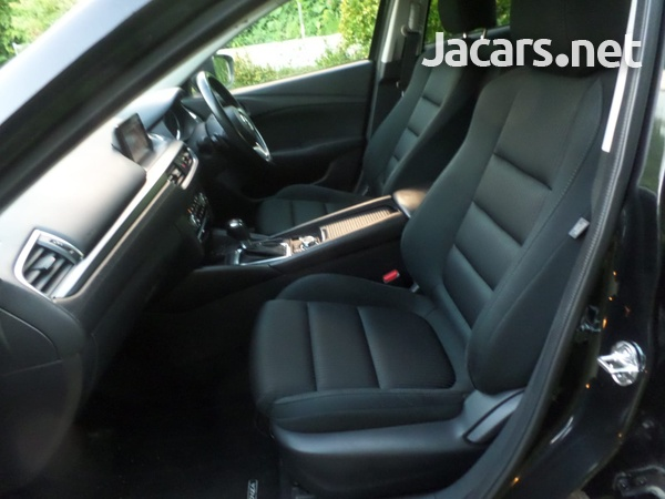 Mazda 6 2,2L 2015-3