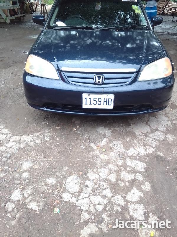Honda Civic 1,5L 2001-1