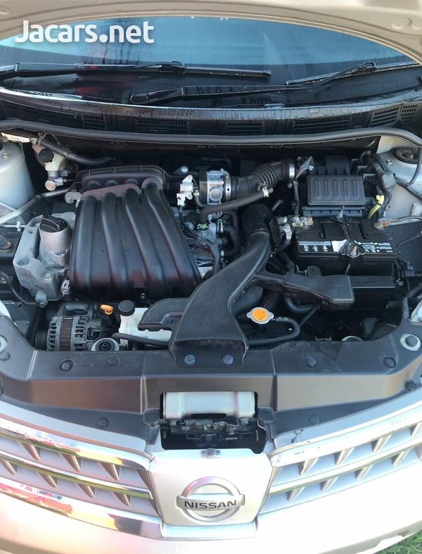 Nissan Tiida 1,5L 2008-6